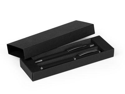 Metalna hemijska i roler olovka u setu