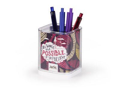 Plastični držač za olovke