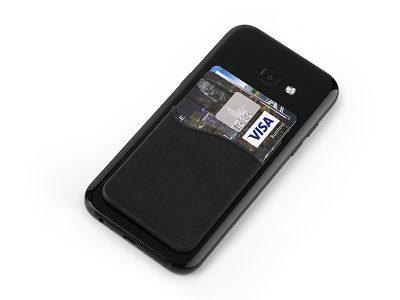 Silikonski držač kartica i držač za telefon