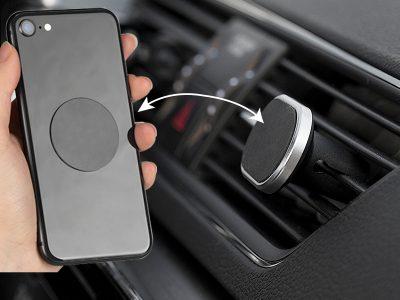 Magnetni držač mobilnih uređaja za automobil