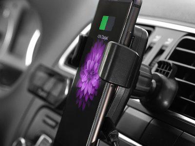 Držač i punjač mobilnih uređaja za automobil