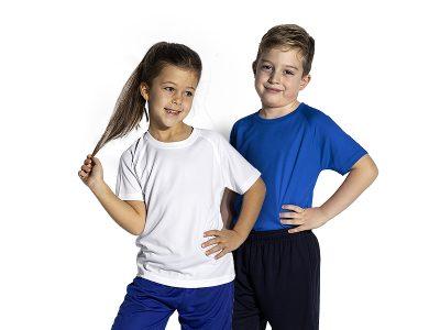 Dečja sportska majica sa raglan rukavima