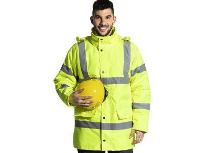 Sigurnosna zimska jakna