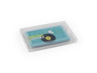 Plastična poklon kutija za USB Credit card