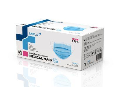 Medicinska zaštitna maska za jednokratnu upotrebu IIR